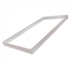 Suporte de painel LED 60x120, côr branca