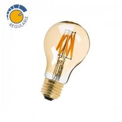 Lâmpada LED dimavel antiga 360º 6W