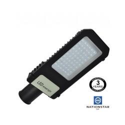 Luminária LED exterior 50W série açor