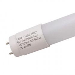 Lâmpada LED  T8  60 cm    9W branca