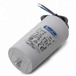 Condensador de motor 40µF, 45x94mm