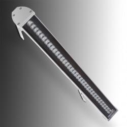 Luminária de parede LED 36W IP65 RGB controlo remoto