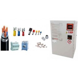Pacote acessórios para bateria de condensadores