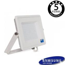 Projetor LED Samsung 50W, 140lm/W