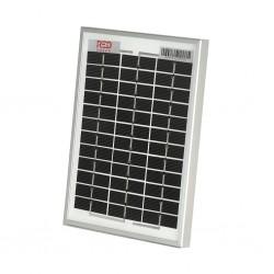 Painel solar monocristalino 5W SUNPATH - RED SOLAR
