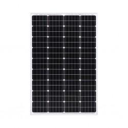 Painel solar monocristalino 100W QUASAR2 - RED SOLAR