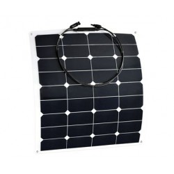 Panel semi flexível 50W - RED SOLAR