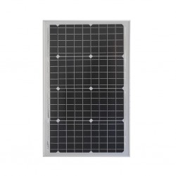 100W monocrystalline solar panel | RED100-36P | 1200x545x30mm QUASAR2 | RED SOLAR