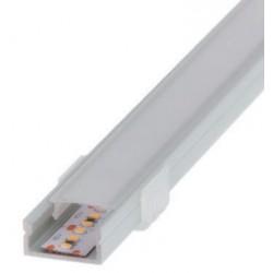 Perfil alumínio California para fita LED