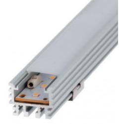 Perfil alumínio Inferno para fita LED