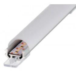 Perfil alumínio Torino para fita LED