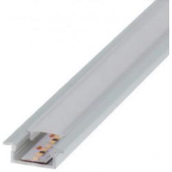 Perfil alumínio Boston para fita LED