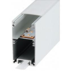 Perfil alumínio Munich Slim para fita LED
