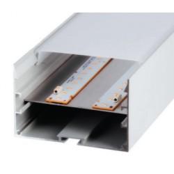 Perfil alumínio Bruselas para fita LED