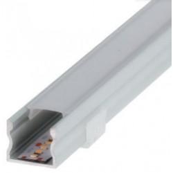 Perfil alumínio New York para fita LED