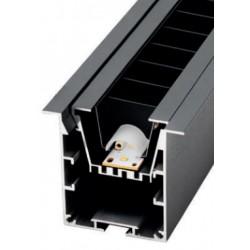 Perfil alumínio Krakovia (com bandeja e gelosia) para fita LED