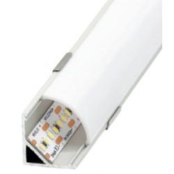Perfil alumínio Split para fita LED
