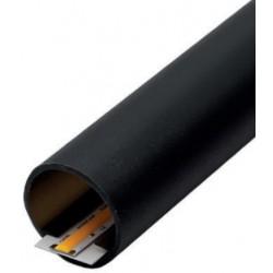 Perfil alumínio Oslo Black&White para fita LED