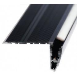Perfil alumínio Niza Duo para fita LED