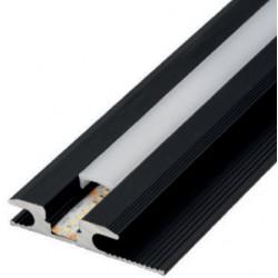 Perfil alumínio Estambul para fita LED