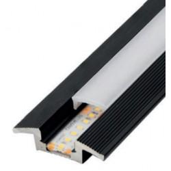 Perfil alumínio Dubai para fita LED