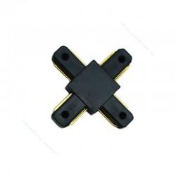 União cruz em preto