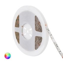 Fita LED 24V IP65, RGB, 1320 lúmens/metro, 12W/metro, rolo de 5 metros