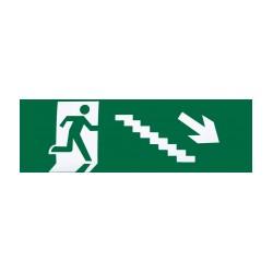 Descer escadas à direita