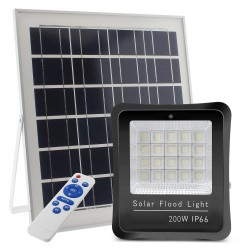 Projetor Solar Nocturnus 200W