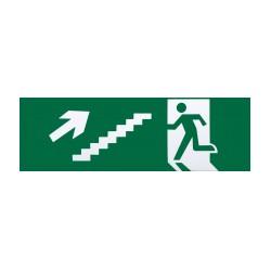 Subir escadas à direita