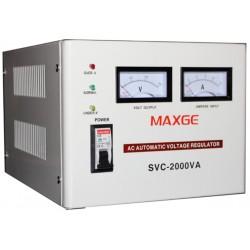 SVC Estabilizadores de tensão a servomotor